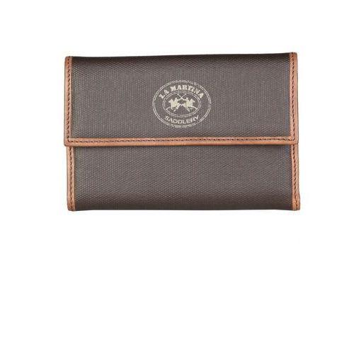 Damski portfel l23pw0030203 brązowy La martina