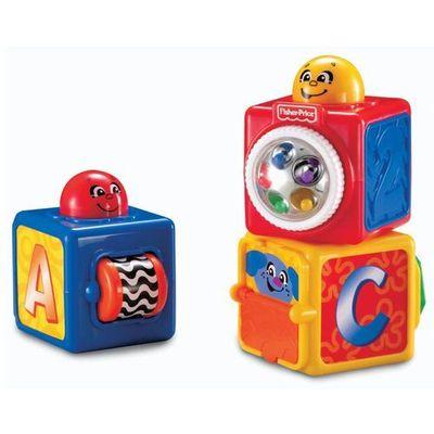 Klocki dla dzieci Fisher Price 5.10.15.