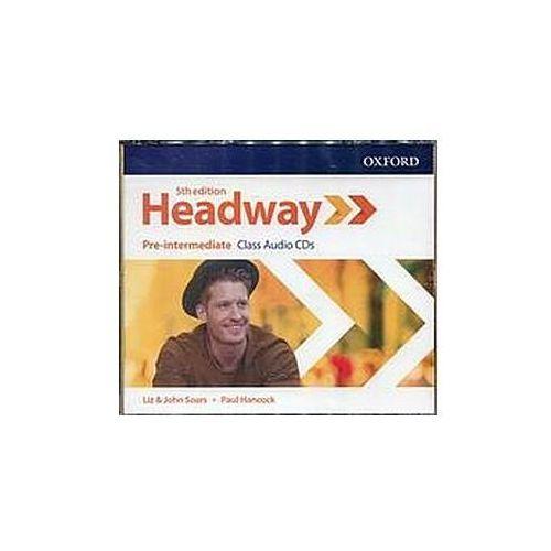 Headway Pre-Intermediate Class Audio CDs (9780194527989)