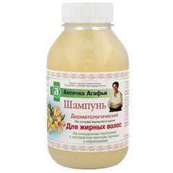 Mycie włosów  Apteczka Agafii