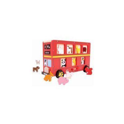 Autobusy zabawki  InBook.pl