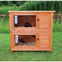 Trixie klatka dla królika 'natura' 2 piętrowa116×111×65 cm