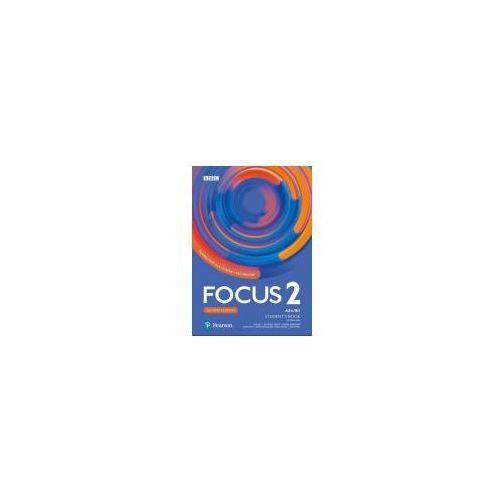 Focus 2 2ed. SB A2+/B1 + Digital Resources PEARSON (2018)