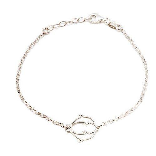 9407424319899b Bransoletka srebrna sb.017.01 biżuteria damska ze srebra marki Saxo - 1