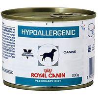 Royal canin dog hypoallergenic puszka 200 g - hypoallergenic 200g- natychmiastowa wysyłka, ponad 4000 punktów odbioru!