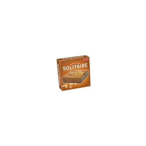 Gra TACTIC Solitaire Wooden Classic 14025