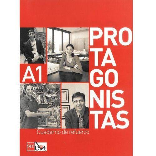 Protagonistas A1 cuaderno de refuerzo (9788467526998)