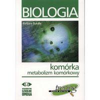 BIOLOGIA KOMÓRKA METABOLIZM KOMÓRKOWY TRENING PRZED MATURĄ (8372671281)