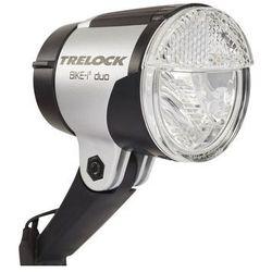 ls 865 duo oświetlenie czarny 2017 lampki na dynamo marki Trelock