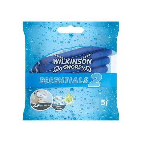 Wilkinson sword essentials 2 maszynka do golenia 5 szt dla mężczyzn - Super oferta