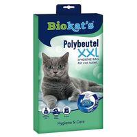 Gimpet polyetylenowe worki do kociej toalety - 24 sztuki marki Biokats