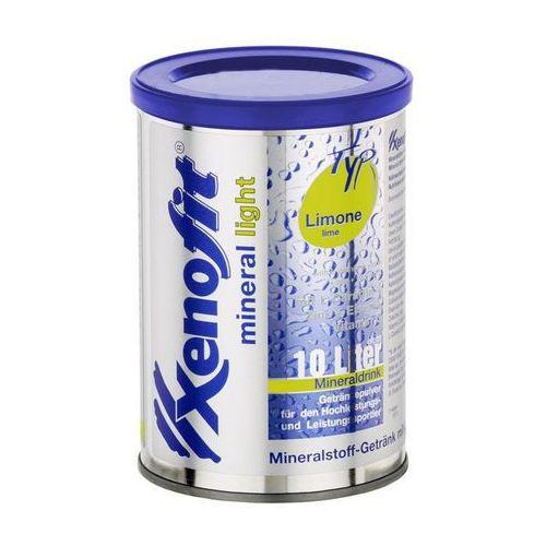 Mineral light napój energetyczny limonka 260g Xenofit