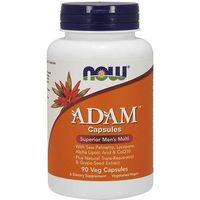 Kompleks witamin i minerałów NOW Foods ADAM 180 kaps Najlepszy produkt