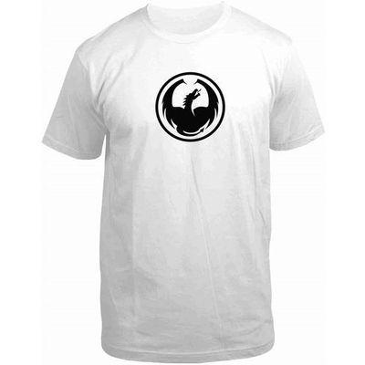 T-shirty męskie DRAGON Snowbitch