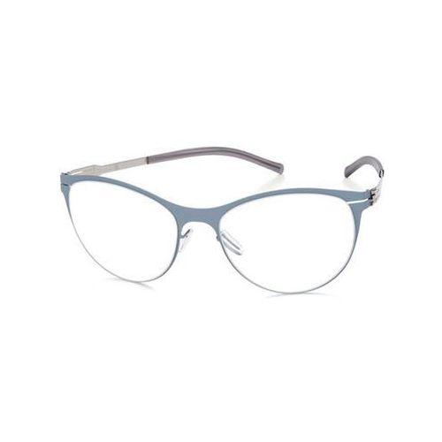 Okulary Korekcyjne Ic! Berlin M0170 Lucie H. Taubenblau