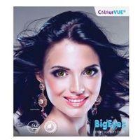 Maxvue vision Colourvue big eyes - 2 sztuki + płyn 360ml