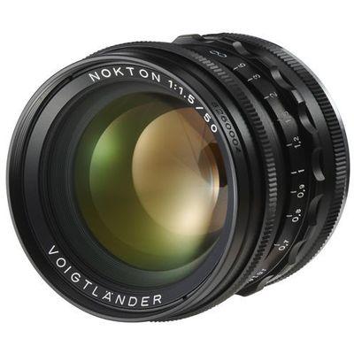 Obiektywy fotograficzne Voigtlander