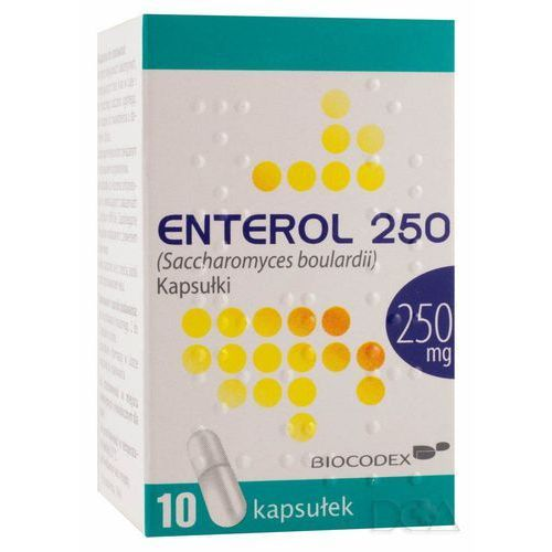Enterol 250 10 kaps