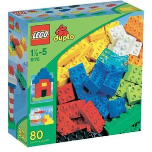 Lego DUPLO Podstawowe deluxe 6176 , Lego Porównywarka w