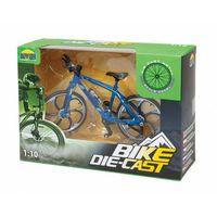 Dromader Pojazd metalowy rower w pudełku