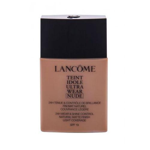 Lancôme Teint Idole Ultra Wear Nude SPF19 podkład 40 ml dla kobiet 06 Beige Cannelle - Niesamowita cena