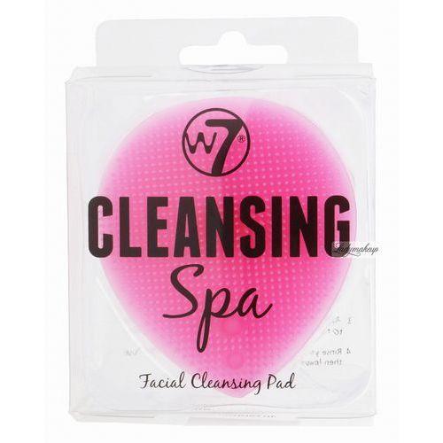 W7 - cleansing spa - facial cleansing pad - przyrząd do czyszczenia twarzy