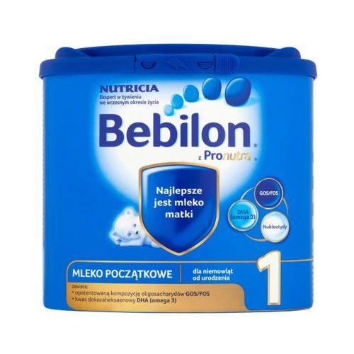 Bebilon 350g 1 z pronutra mleko początkowe od urodzenia
