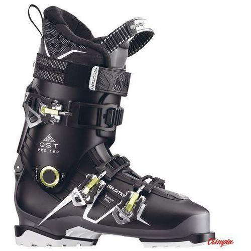 Buty narciarskie Salomon QST PRO 100 2017/2018