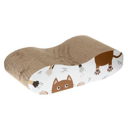 Mata do drapania cat lounge - wymiary, dł. x szer. x wys.: 48 x 24 x 13 cm marki Zooplus exclusive
