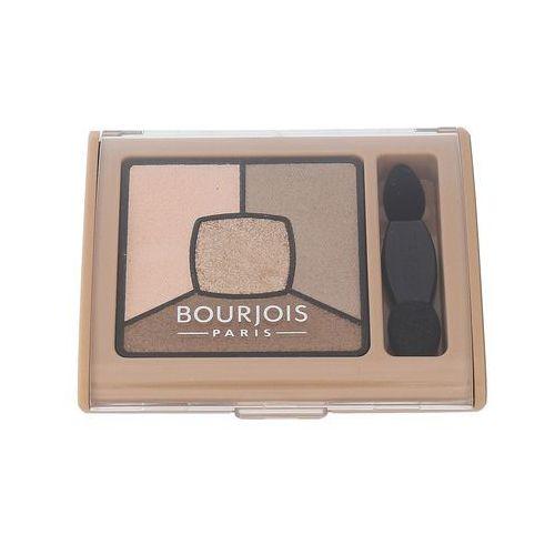 Bourjois paris smoky stories quad eyeshadow palette cienie do powiek 3,2 g dla kobiet 13 taupissime - Sprawdź już teraz