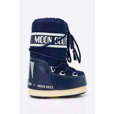 Kozaczki dla dzieci Moon Boot ANSWEAR.com