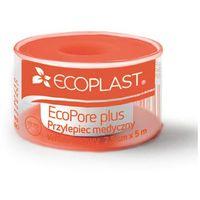 Alida sp. z o.o. Ecoplast przylepiec opatrunkowy włókninowy ecopore plus na szpuli 1,25cm x 5m