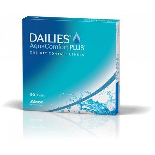 Dailies Aqua Comfort Plus 90 sztuk, cv-90