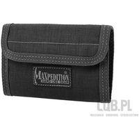 Portfel Maxpedition 0229B Spartan Wallet Black