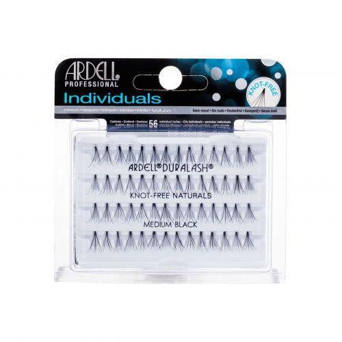 Ardell individuals duralash knot-free naturals sztuczne rzęsy 56 szt dla kobiet medium black - Promocyjna cena