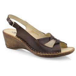 Sandały damskie  Helios Sklep Kamil