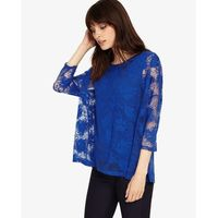 Phase Eight Barney Burnout Top