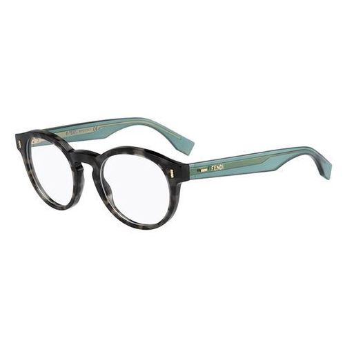 Okulary Korekcyjne Fendi FF 0028 COLOR BLOCK 7OF