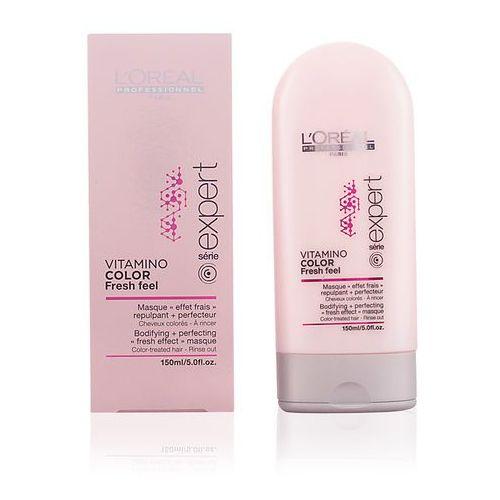Série expert vitamino color aox maseczka do włosów farbowanych dająca efekt świeżości (fresh feel) 150 ml L'oréal professionnel