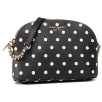 Torebka KATE SPADE - Small Dome Crossbody PWRU7935 Black Multi 098