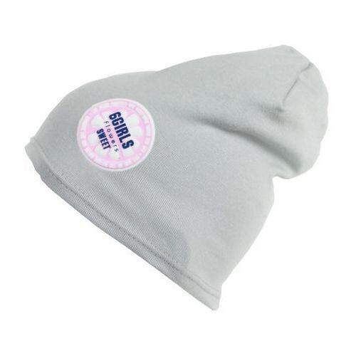 Czapka dziecięca bawełna modna beanie krasnal ciamajda - cd07-2 marki Tara