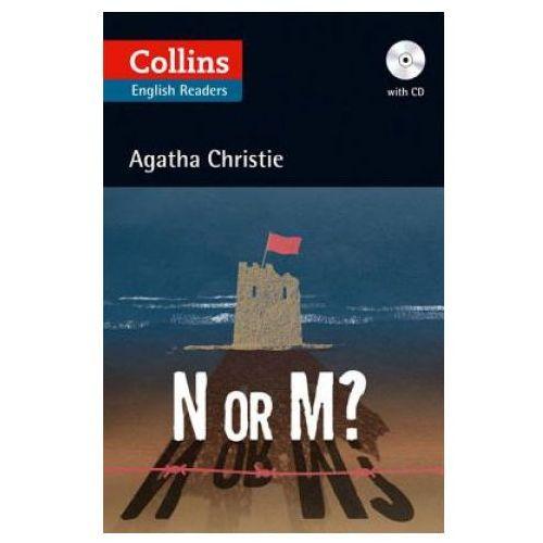 N or M? with CD, oprawa miękka
