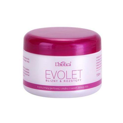 L'biotica Evolet krem wygładzający przeciw rozstępom 150 ml