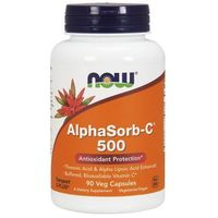 Now Foods AlphaSorb C-500 90 kaps.