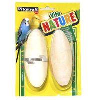 Vitakraft vita nature - sepia naturalne wapno dla ptaków 2szt.