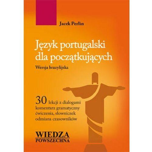 Język portugalski dla początkujących, Jacek Perlin