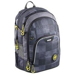Coocazoo rayday plecak szkolny 41 cm / mamor check - mamor check