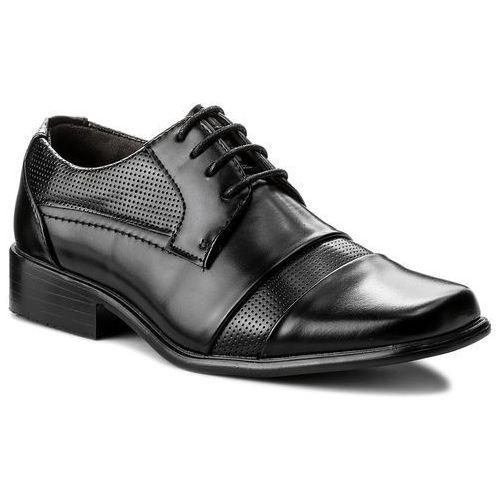 Półbuty - byl6041-3 czarny marki Ottimo