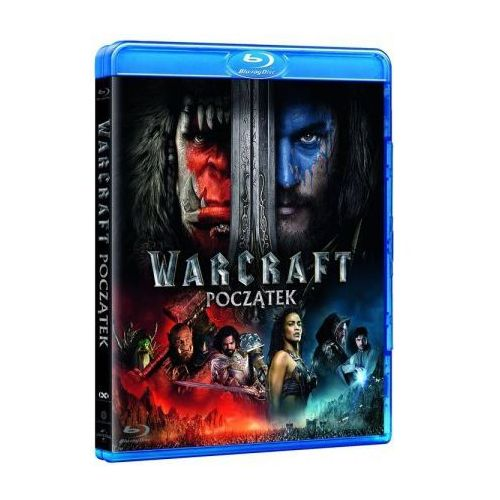 Warcraft początek bd marki Filmostrada