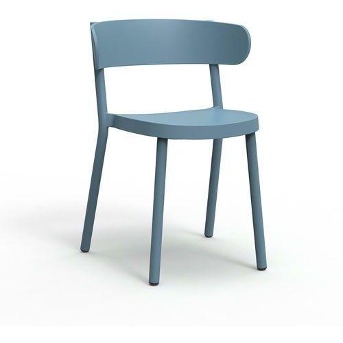Krzesło Casino niebieskie, 146354 (11668056)